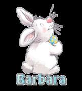 Barbara - HippityHoppityBunny