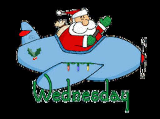 DOTW Wednesday - SantaPlane