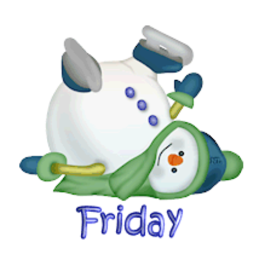 DOTW Friday - CuteSnowman1318