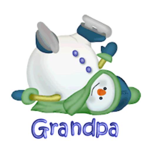 Grandpa - CuteSnowman1318