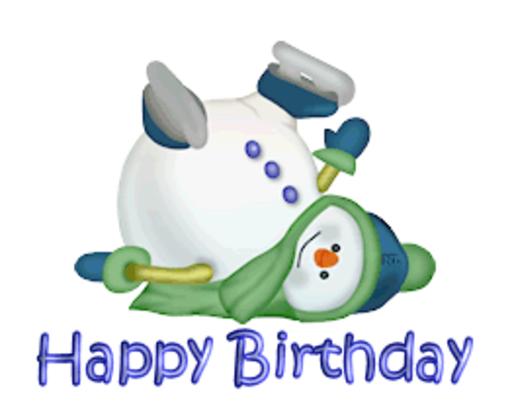 Happy Birthday - CuteSnowman1318