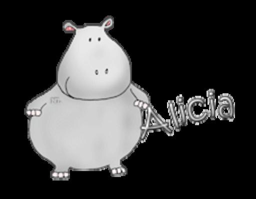 Alicia - CuteHippo2018