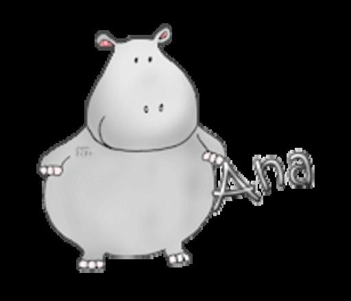 Ana - CuteHippo2018
