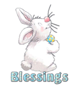Blessings - HippityHoppityBunny