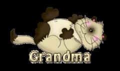 Grandma - KittySitUps