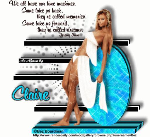 Claire TimeMach BezB Alyssia