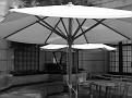 umbrellas at Westin Grand in DC