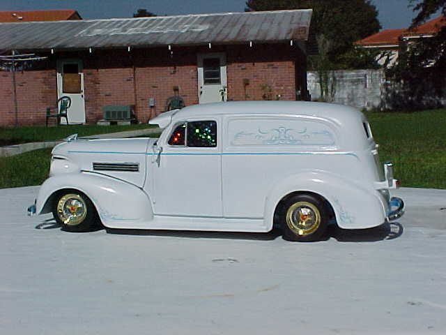 39 Chevy LOWRIDE