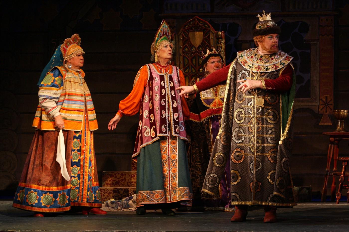 Спектакль сказка о царе салтане картинки полудрагоценные камни