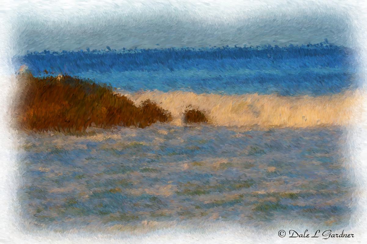 Ocean  Impressionist