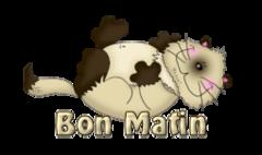 Bon Matin - KittySitUps