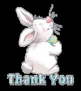 Thank You - HippityHoppityBunny