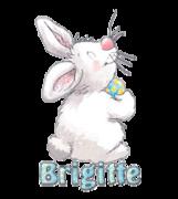 Brigitte - HippityHoppityBunny