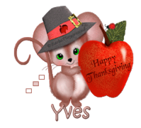 Yves - ThanksgivingMouse