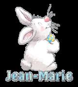 Jean-Marie - HippityHoppityBunny