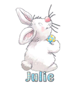 Julie - HippityHoppityBunny