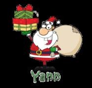 Yann - SantaDeliveringGifts