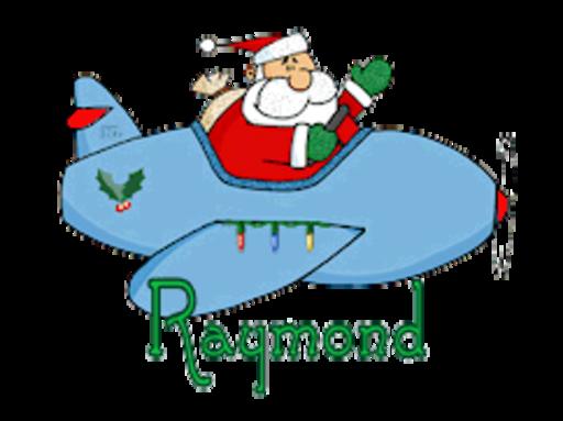 Raymond - SantaPlane