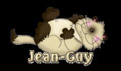 Jean-Guy - KittySitUps