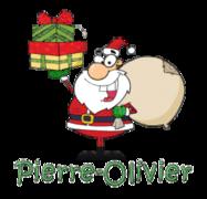 Pierre-Olivier - SantaDeliveringGifts