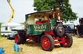 "1924. Works number 11414. Registration TA 9891. Wagon. ""Pride of Somerset"" /"" Frankie""."