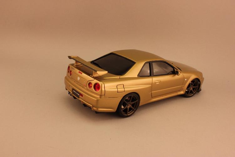 Aoshima Skyline for Scale Auto Mag Review