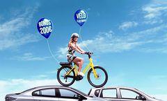 Bonus für Elektro-Fahrräder!