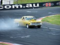 Holden HR HOON Burn Out 002