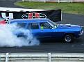 Ian Bennett's 78 HZ Holden burnout 003