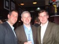 Fotolog CEO Michael Crotty, Bzzbe's Jack Welde and Jeff....