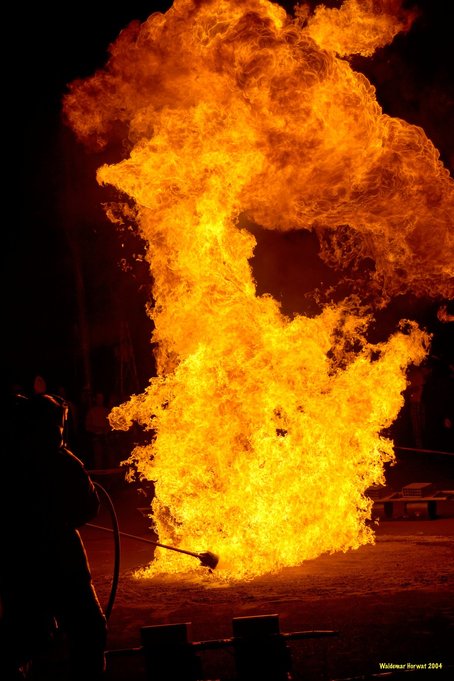 Making Fire 3