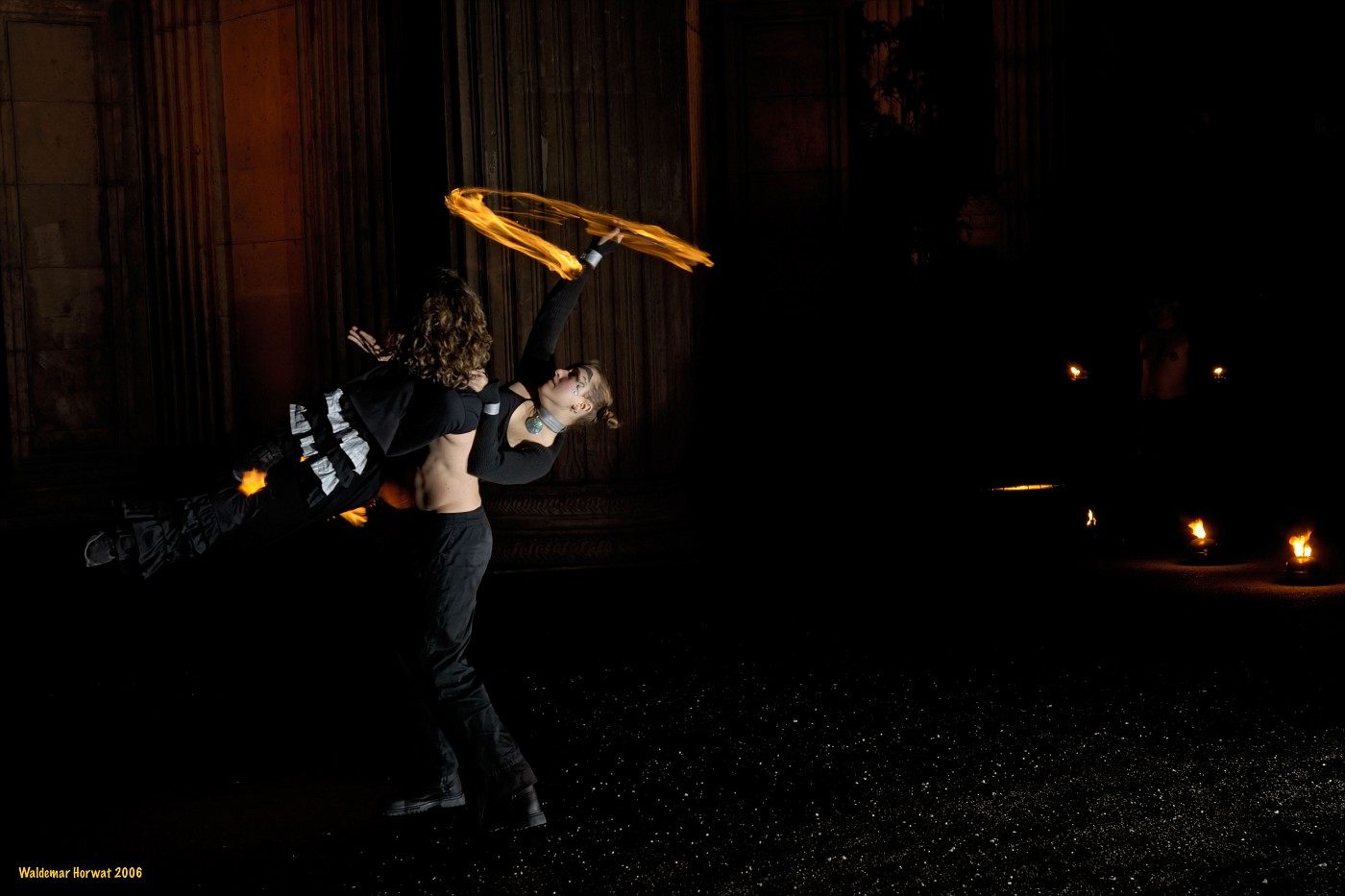 Ian Carrying Katy
