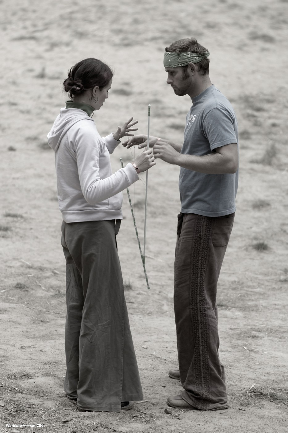 Wand Couple