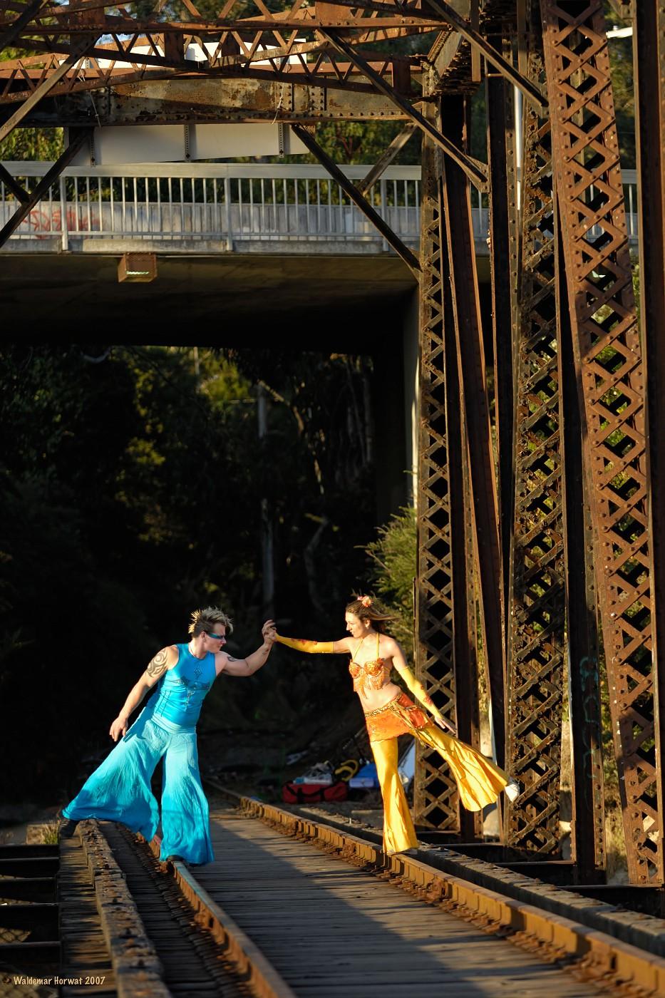 Dancing on Rails