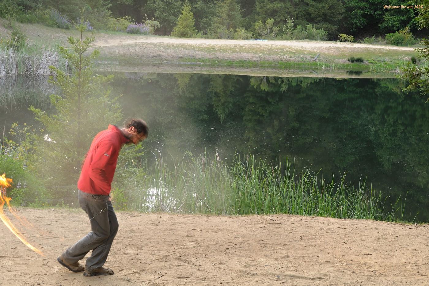 Fire Dust