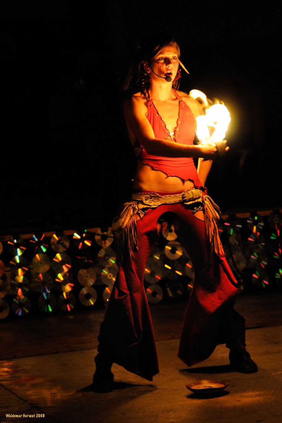 Fire Song and Dance