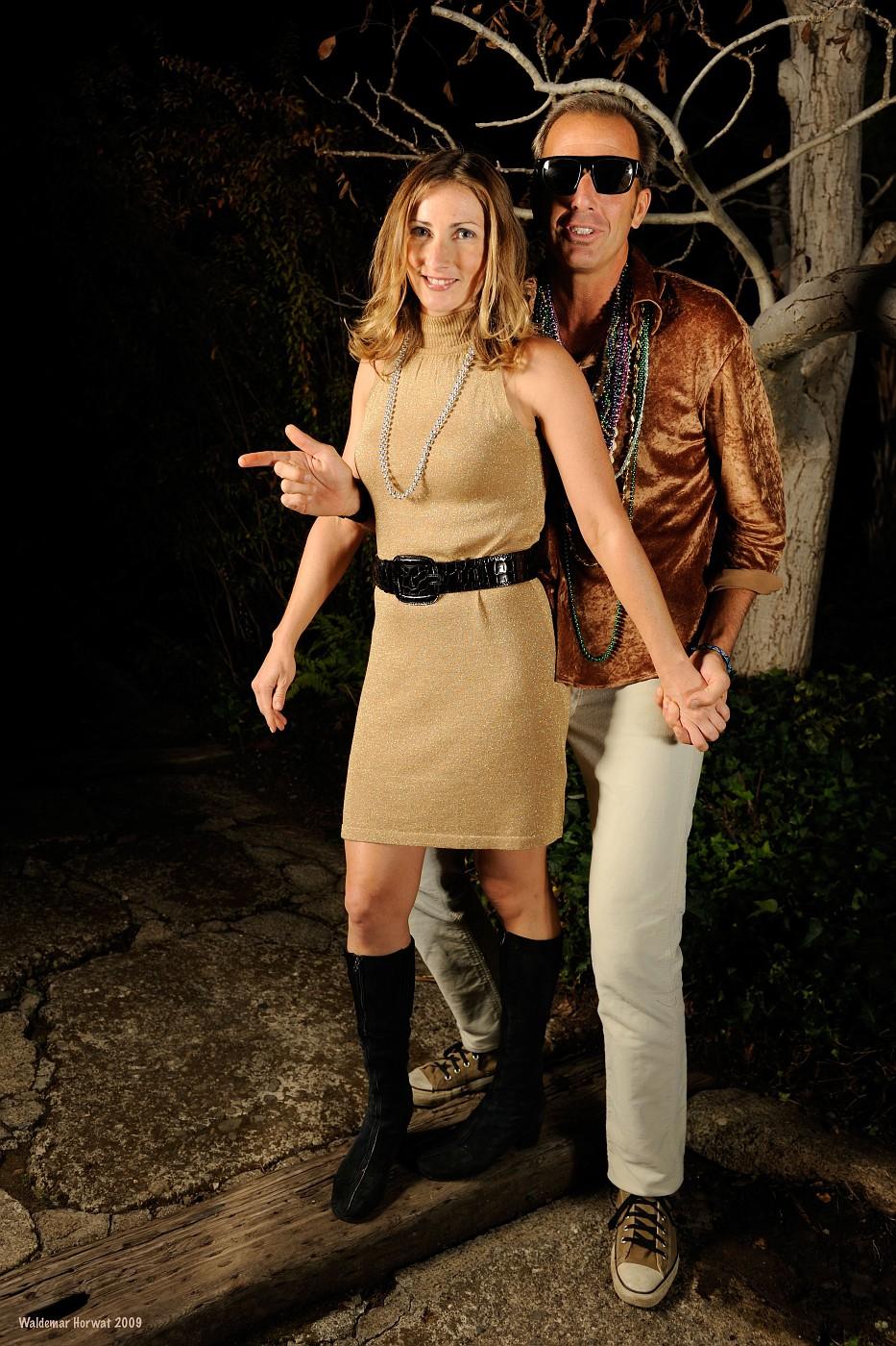 Amy and Jasper