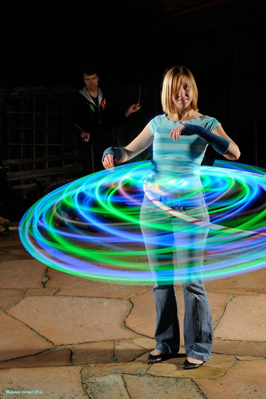 Glow Hooping