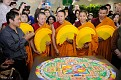 Mandala Maker Monks