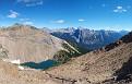 Hamilton Lake & Mt. Stephen