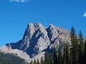 Walcott Peak & Mt. Burgess