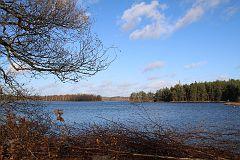 Vaxjo Kommun 2016 October 28 (27) Skavenäsasjön