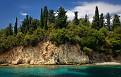 Boat trip. Scorpio island