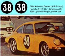 DE-009 Porsche 911S Chr. Jürgensen (D)