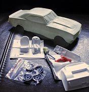 BK-011 1:24 1969 Chevrolet Camaro TransAm