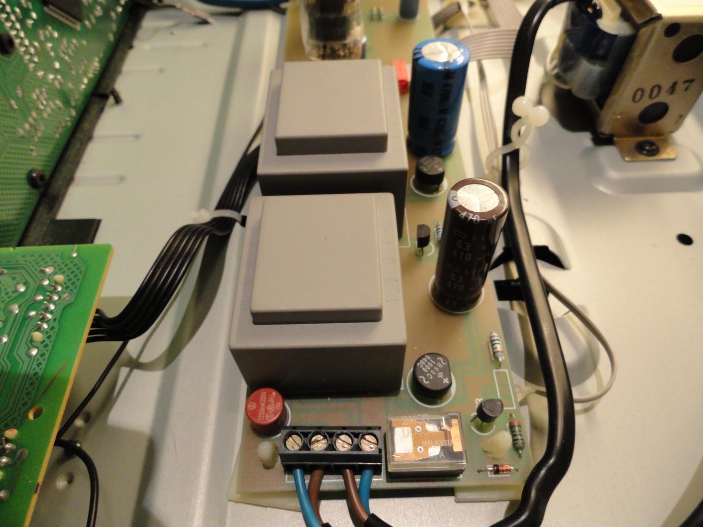 Photo Dsc01256 Marantz Cd5000 Mod Album Marcymarc Fotkicom Electrical Wiring Made Easy