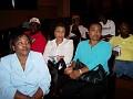 2nd row, Comissionner Dorin Rolle, Bernice Morris, Soraya Etienne