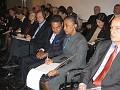 30 Novembre @ casa de América: séance d'ouverture de la Conférence de Madrid : Réunion des Bailleurs en faveur d'Haïti