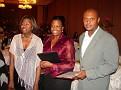 Exec. Dir Mrs. Flore Lindor Latortue, Mme Chair Kathia Flemens & Parlementarian Norman C. Powell Esq