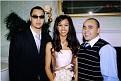 Karl Mevs, Stephanie and David Mevs.